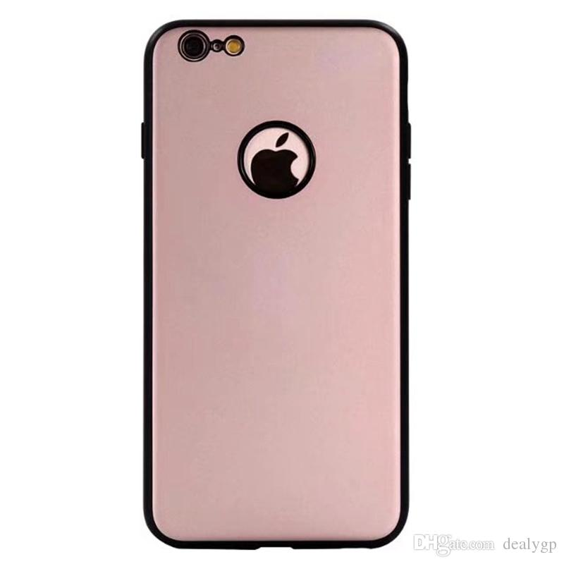 For iPhone X /8 Oil Painting 360 Degree Full Protective Phone Case Cover for iphone 6 Plus / 7 plus