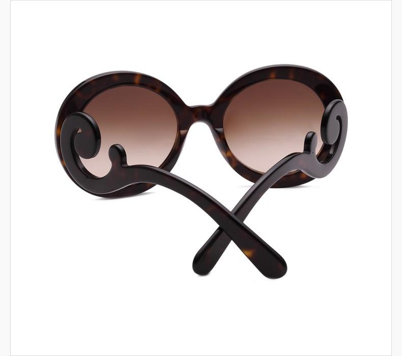 New sunglasses spr27n gafas de sol sunglass ways ellipse box sunglasses men and women sun glasses color film oculos brand
