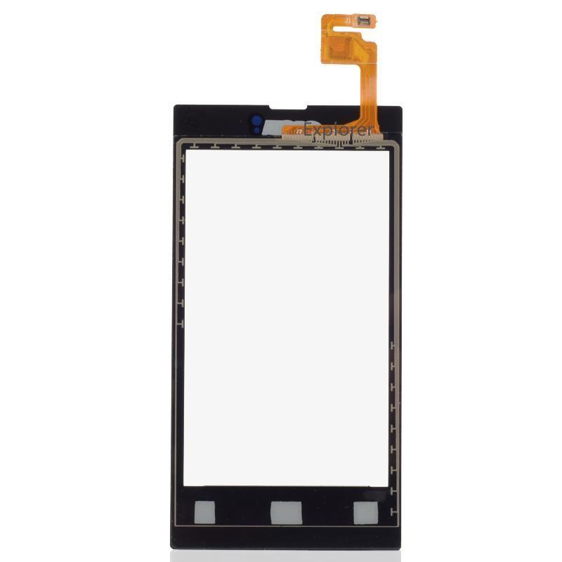 Test bestanden für Noten-Touch Screen Analog-Digital wandler Nokias Lumia 520 N520 mit Rahmen-Glaslinse Los geben Verschiffen frei