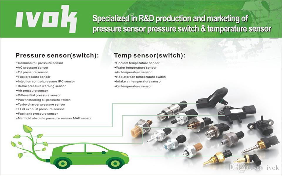 Coolant Water Temperature Temp Sensor For Hyundai Kia Sorento Opirus 39220-35510