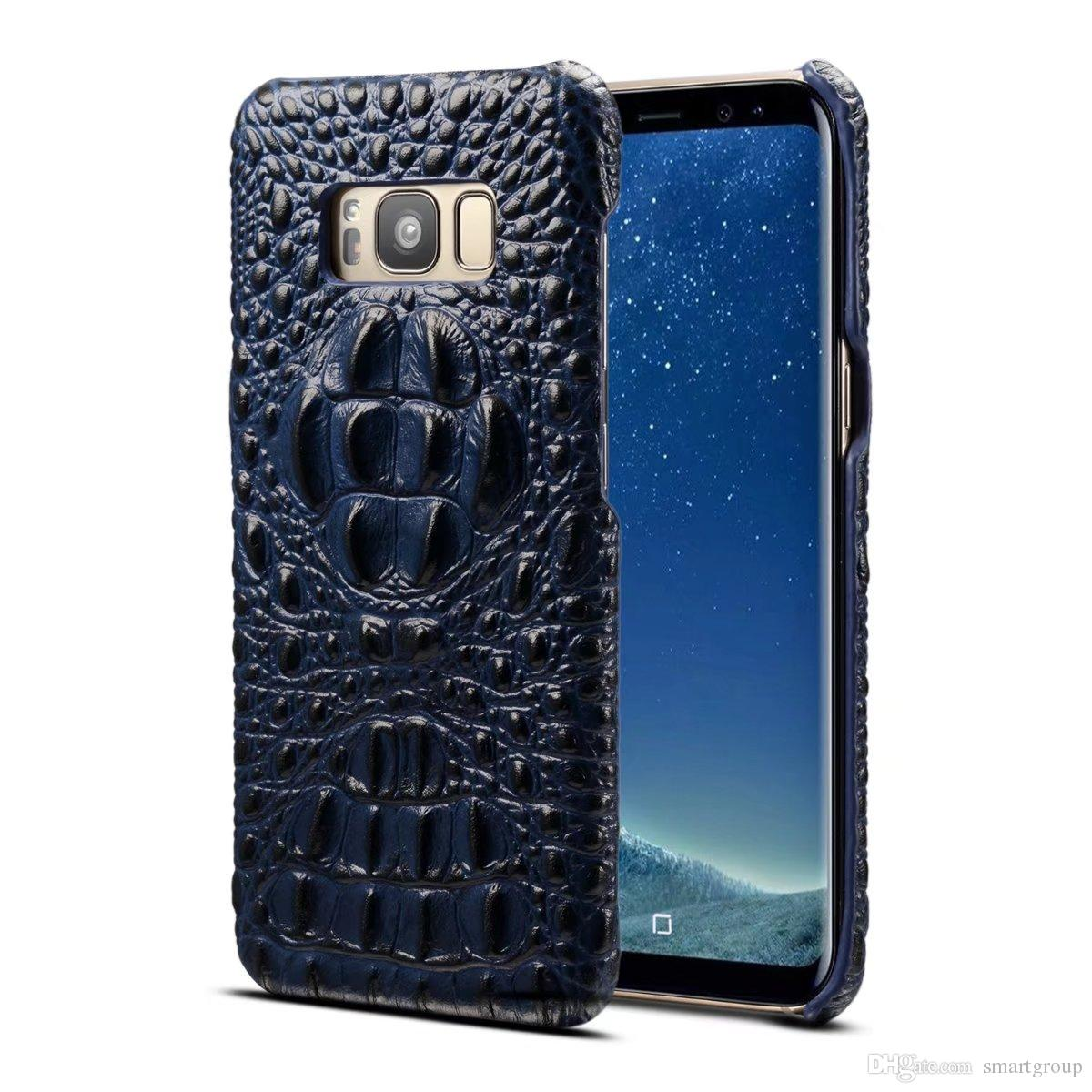 For Samsung Galaxy S8 Plus Case Genuine Leather Back Impact Holster Protective Cover Case For Samsung Galaxy S8 Plus