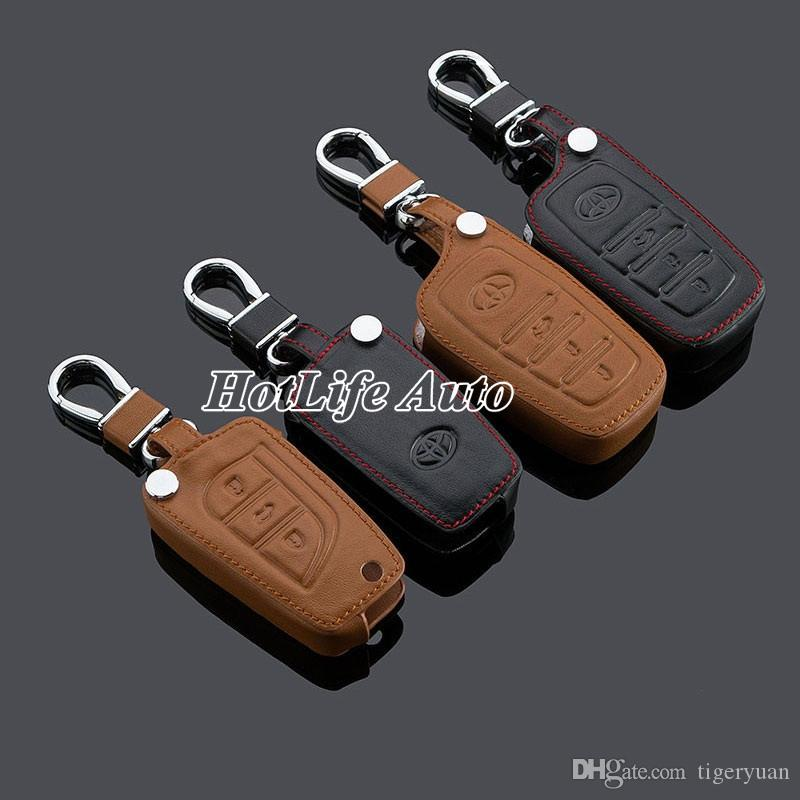 For 2005 2012 2013 2014 2015 Toyota Corolla Car Keychain Genuine
