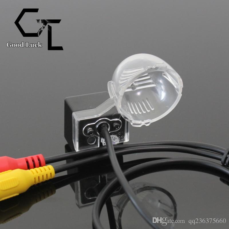 Для Suzuki Aerio Liana хэтчбек Альт 2009 ~ 2013 беспроводной автомобиль авто обратный резервный CCD HD ночного видения камера заднего вида