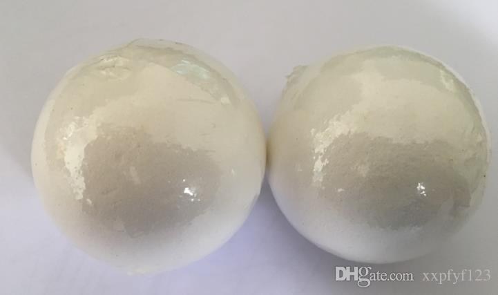 40g cor aleatória! Presente de Natal da bolha Natural Bath bomba Bola Essential Oil Handmade SPA sais de banho de bola efervescente for Her B662