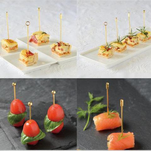 Martini de aço inoxidável pega skewer coquetel muddler bebida agitador bolo de frutas topper garfo aperitivo decoração fontes do partido churrasco brochette