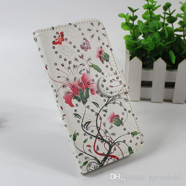 For Coolpad Legacy MetroPCS Stylo 5 k40 wallet Case PU Leather Cell Phone Back Case Cover A10E A20 E6 G7 Play revvlry + A
