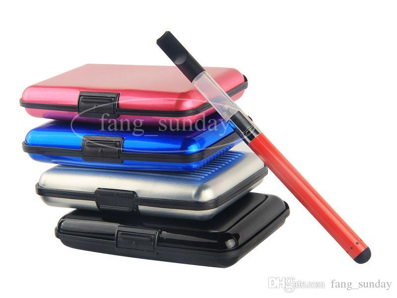 E Cig Cartridges Bud Touch O Pen 280mAh Battery Vaporizer CE3 Atomizer Starter Kit Plastic Case