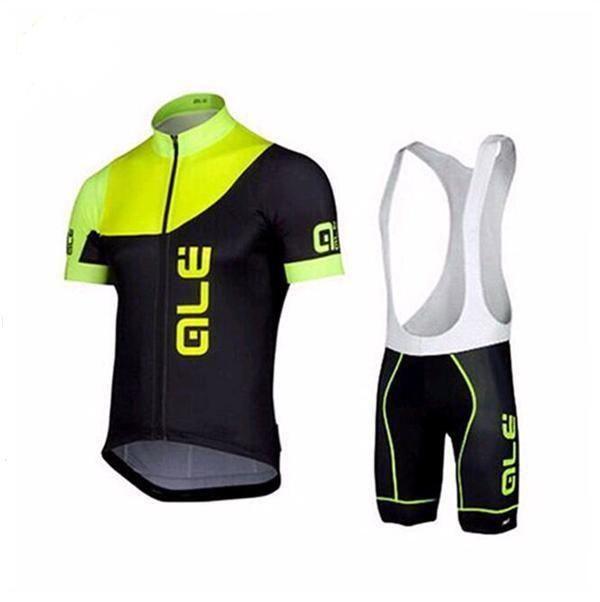 Nueva Bici GLE Jerseys Medias De Compresión Ropa De Ciclismo Transpirable Jersey  De Bicicleta Y Babero Blanco Conjunto De Talla XS 4XL Por Emonder 52469c92b08b