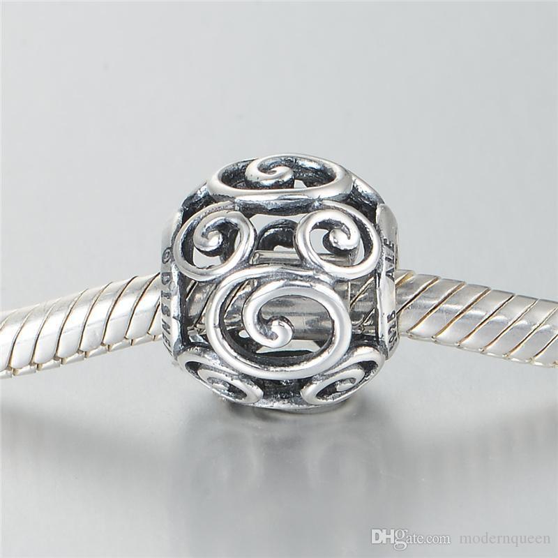 Charms mouse original S925 sterling silver fits for pandora style charm bracelets aleCH622H9
