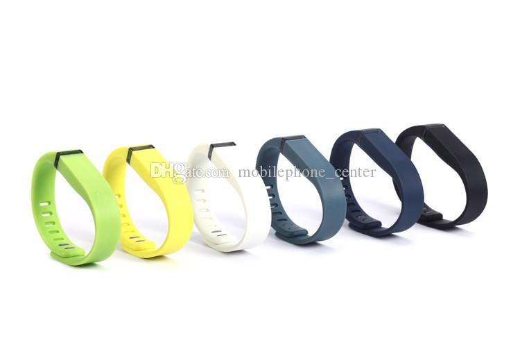 2016 Silicone Replacement Rubber Band with Clasp for Fitbit Flex Bracelet Wrist Strap High Quality