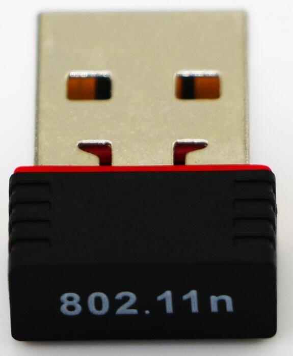 2016 di alta qualità Ralink RTL8188 150 Mbps USB 2.0 WiFi scheda di rete wireless 802.11 b / g / n adattatore LAN da 2,4 GHz desktop portatile