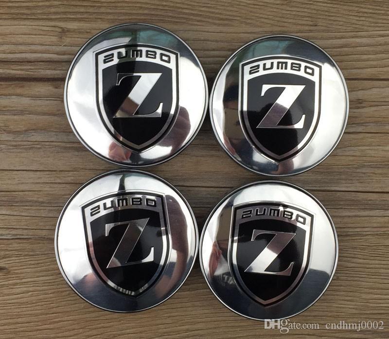 60mm Wheel Center Cover Hub Cap 3d Car Badges Emblem For Z 60mm
