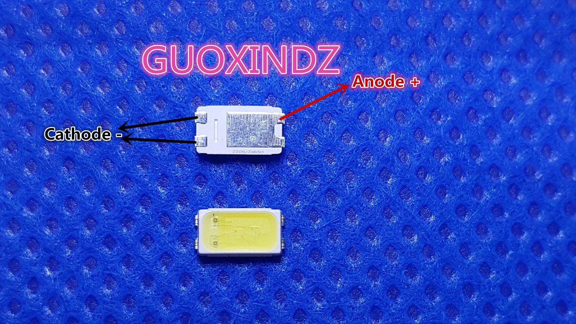 2018 Lg Innotek Led Backlight Middle Power 05w 3v 5630 Cool Circuit White Lcd For Tv Application From Guoxindz 553