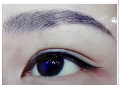100 piezas de plata profesional de maquillaje permanente pluma 3D bordado manual de maquillaje lápiz de cejas tatuaje envío libre de microcuchillas