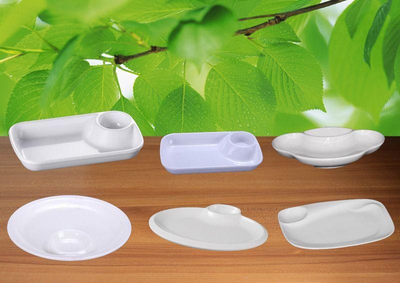 2018 Melamine Dinnerware Dinner Plate Dish With Taste Lattice Chain Restaurant Melamine Plates Sashimi Dish Melamine Tableware From Sliph $35.64 | Dhgate. & 2018 Melamine Dinnerware Dinner Plate Dish With Taste Lattice Chain ...