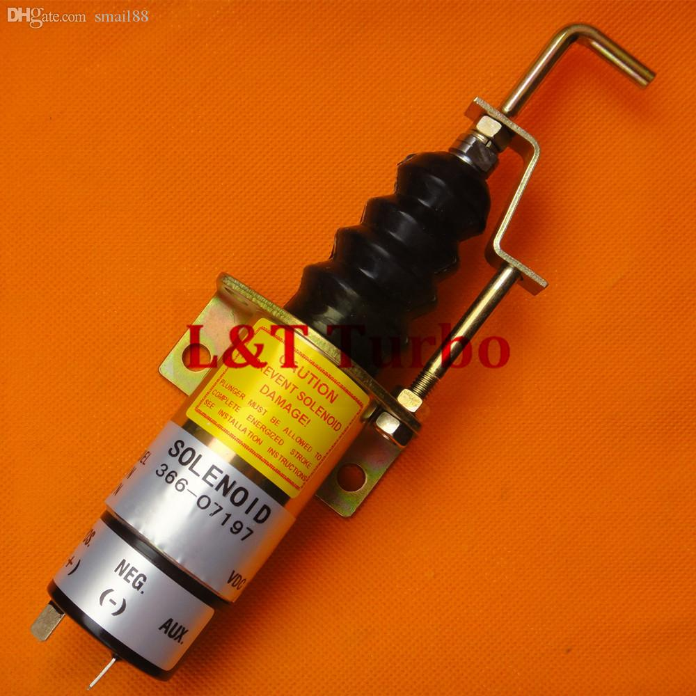 2017 fuel shutdown solenoid replace for lister petter solenoid see larger image sciox Gallery