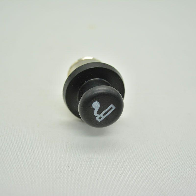 Металл Секретный Шкатулка Курение Автомобильного Прикуривателя Shaped Скрытая Диверсия Вставка Скрытая Коробка Пилюли Контейнер Пилюлька Коробка Для Хранения