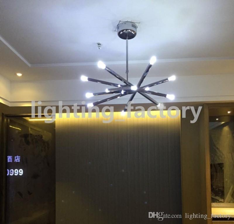 Moderne Stil Horizon Sterne Deckenleuchte Kreative Metall Lichter Schlafzimmer Esszimmer Wohnzimmer Deckenleuchte Leuchte Freies verschiffen