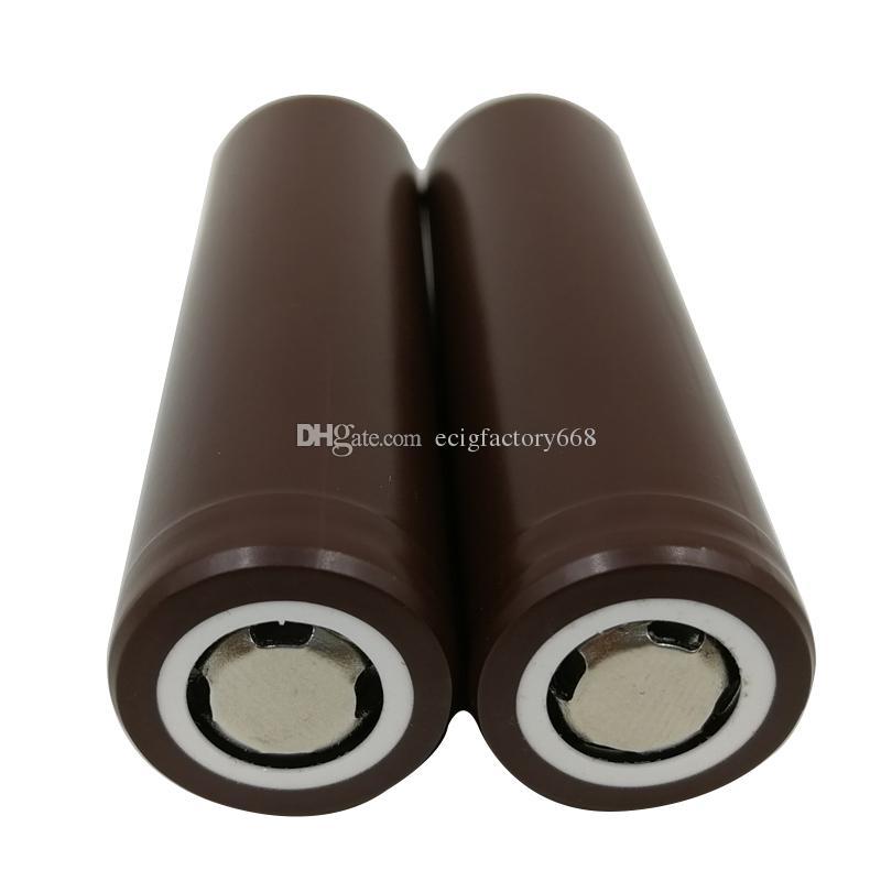 100% Top Qualität für HG2 18650 3000mAh 35A Max Entladung High Drain Batterien 25R VTC5 VTC4 HE2 HE4 Fedex-freies Verschiffen