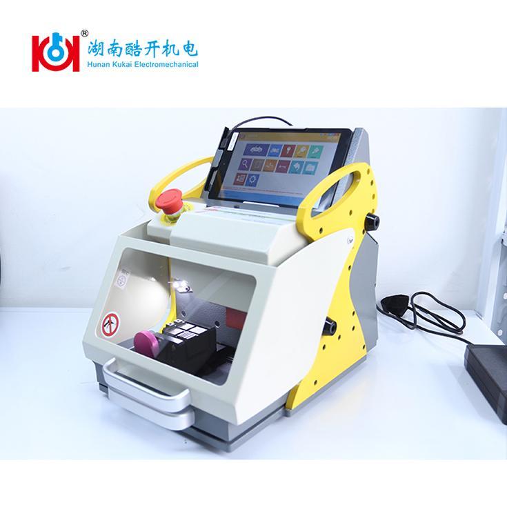 Topbest duplicar máquina duplicadora SEC-E9 for car key cutting machine  with automotive key jaw and tibbe key jaw