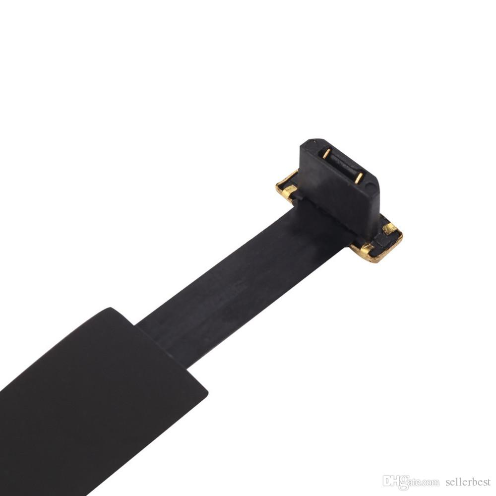 5V 1000MA Puerto MicroUSB Universal Micro USB Ultra Thin Pad de carga de energía inalámbrica Receptor Módulo Tag Stick para QI Android WPC-1.1