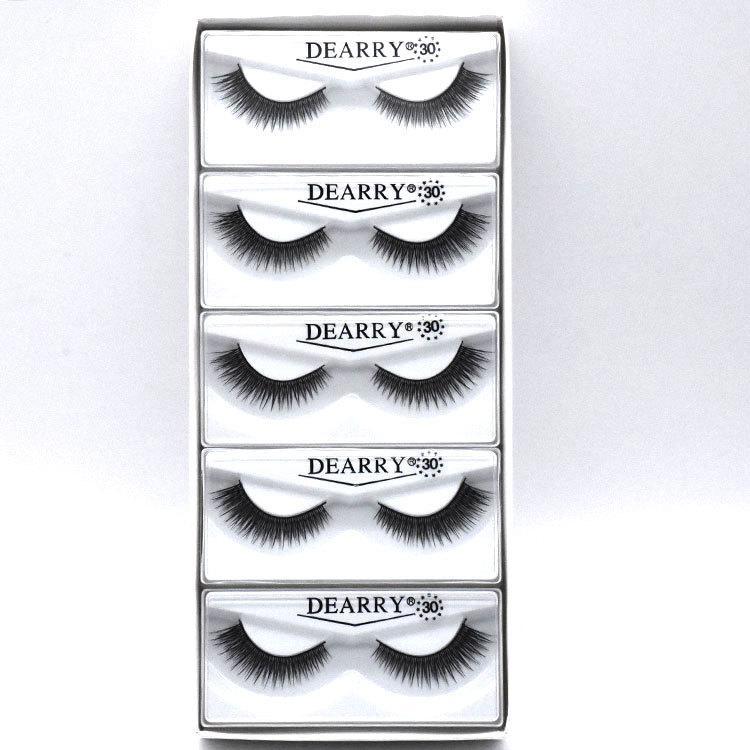 Faux Cils Faux À La Main Naturel Cheveux Noir Longs Épais Cils Faux Yeux Extensions Extensions Cosmétiques De Maquillage Lash 8 Styles