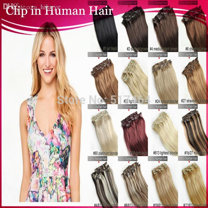 Wholesale 24inch clip in hair extension straight 110g set clip in wholesale 24inch clip in hair extension straight 110g set clip in afro hair extension blonde hair extensions clip in extensions for white girls best pmusecretfo Gallery