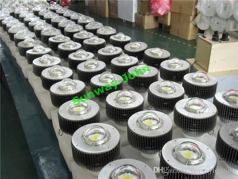 80W 100W 120W 150W 200W 250W 300W 350W LED E39 E40 후크 하이 베이 전구 산업 상점 조명 창고 슈퍼마켓 조명