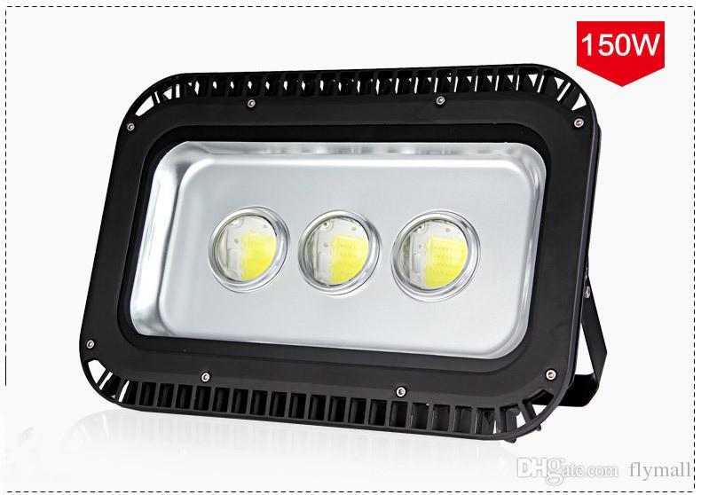 Super Bright Led Flood Light 100W 150W 200W 250W 300W Led Floodlight Landscape Lighting Waterproof Outdoor Flood Light Tunnel Lamp AC85-265V