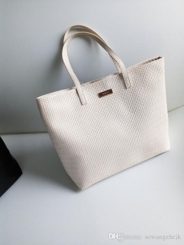 Hight quality handbag shoulder bag luxury fashion large capacity shopping lady tote bag discount