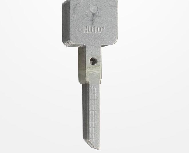 무료 배송 Lishi HU101 2-in-1 자동 선택 및 디코더 잠금 공구 잠금 선택 도구 자동 선택 세트