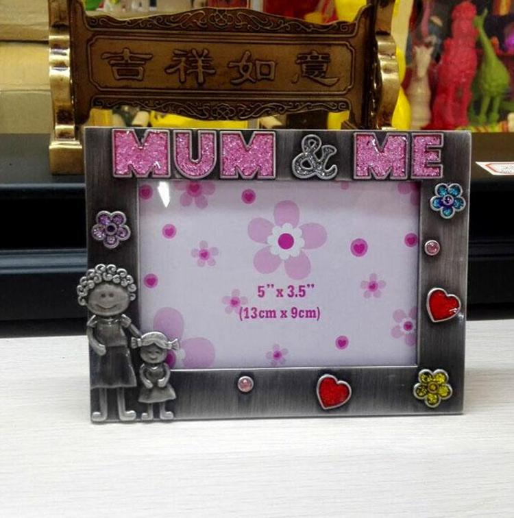 2018 Retro Table Frames Photo Frames Mother\'S Day Photo Frame ...