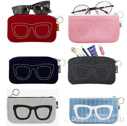 2016 New South Korea Travel Bag Creative Men And Women Sunglasses ...