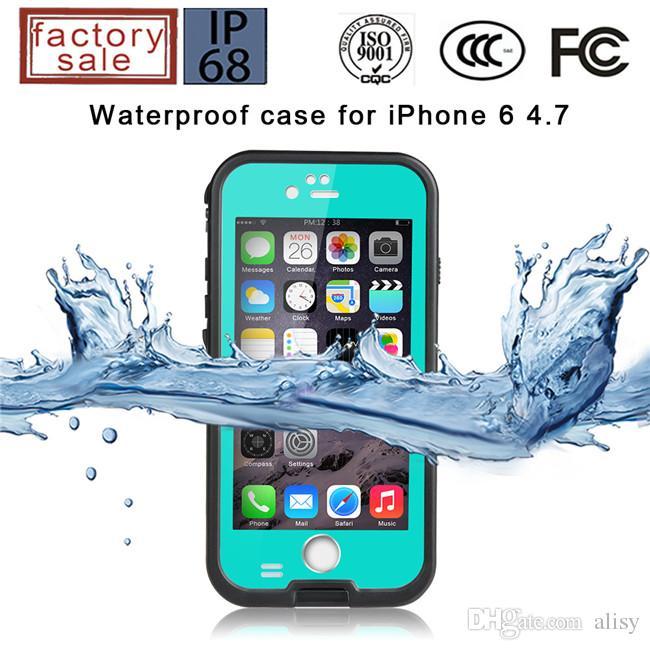 Redpepper 충격 방지 방진 방수 케이스 수영 서핑 케이스 커버 아이폰 6 6 플러스 제품과 함께