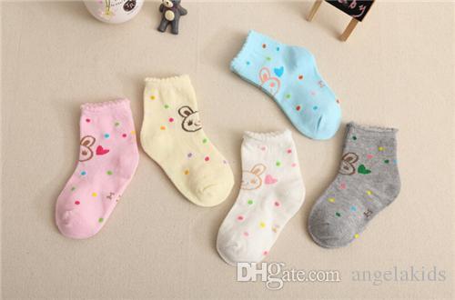 Baby Socken Geschenkboxen Handbuch Für Kindersocken Baby Baumwolle In Rohr Socken Neugeborenen Kinder Jungen Cartoon Baumwollsocken