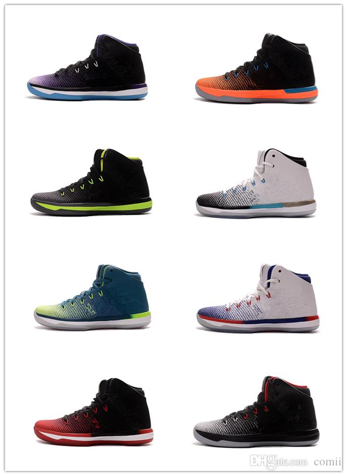 reputable site 1945d e6974 Hot 2016 Air XXXI 31 Bred Banned Brazil USA Rio Olympic Russell Westbrook  Man Basketball Shoes Size 7 12 AA High Quality Men Shoes Online Online Shoe  ...