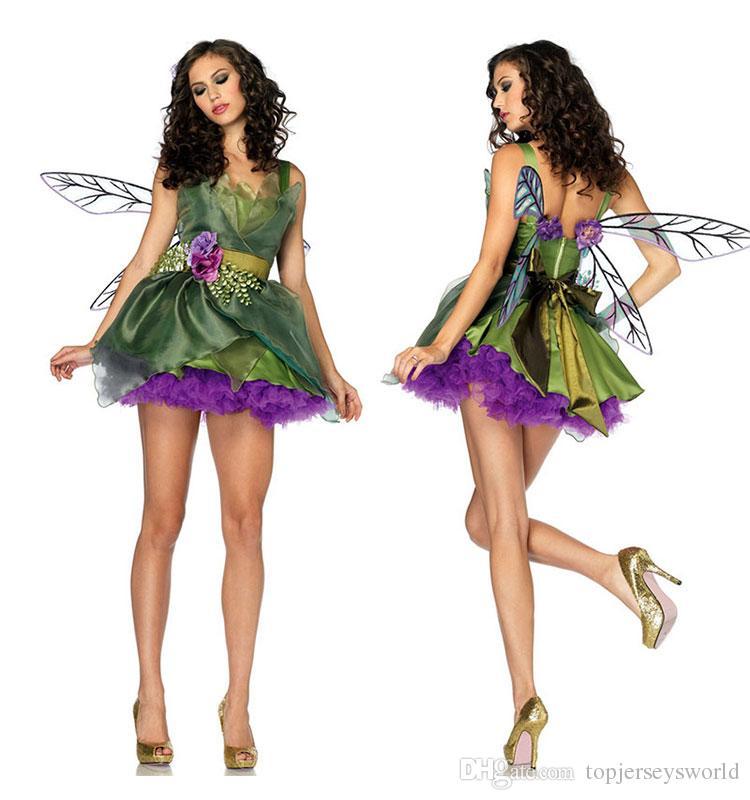 Costumi Halloween Adulti Di Acquista Le Fata 8q0wnCUZ