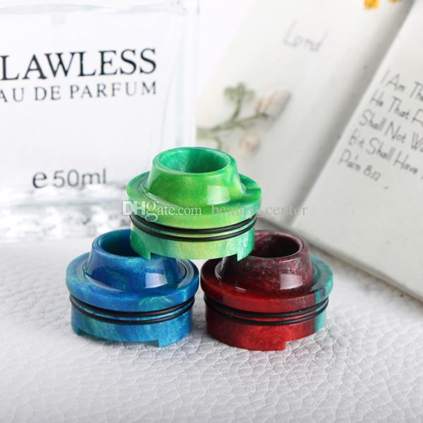 best quality diy ecig drip tip epoxy resin drip tips mouthpieces for