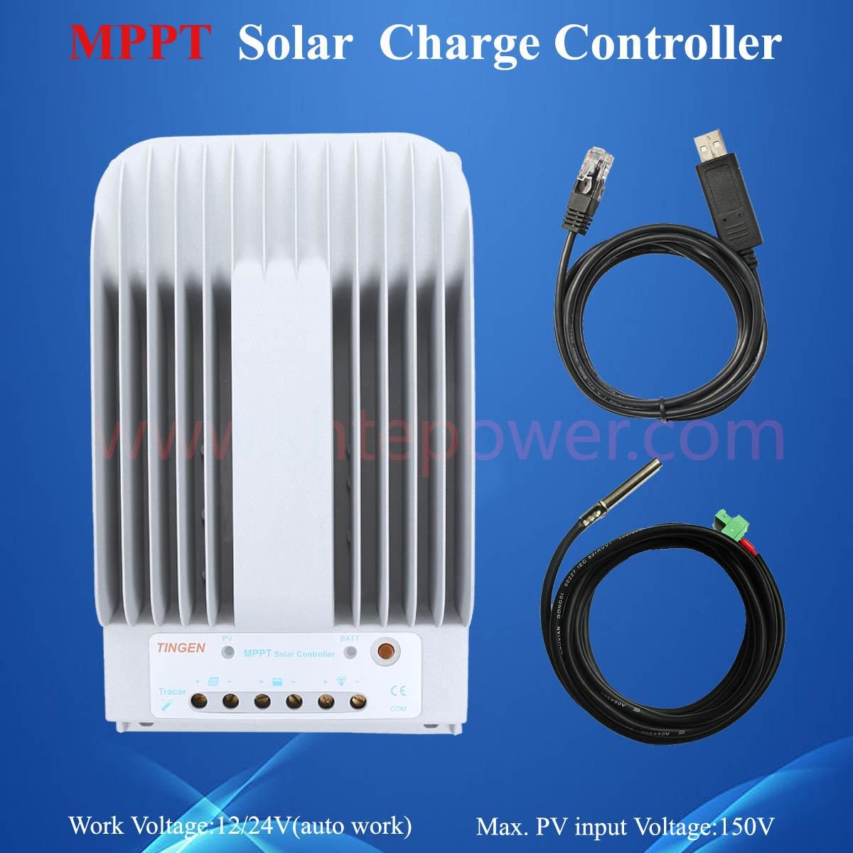 Tracer 3215bn 30a Solar Controller 12v 24v Mppt Regulator Details About Charge Pwm 30amp Online With 1360 Piece On