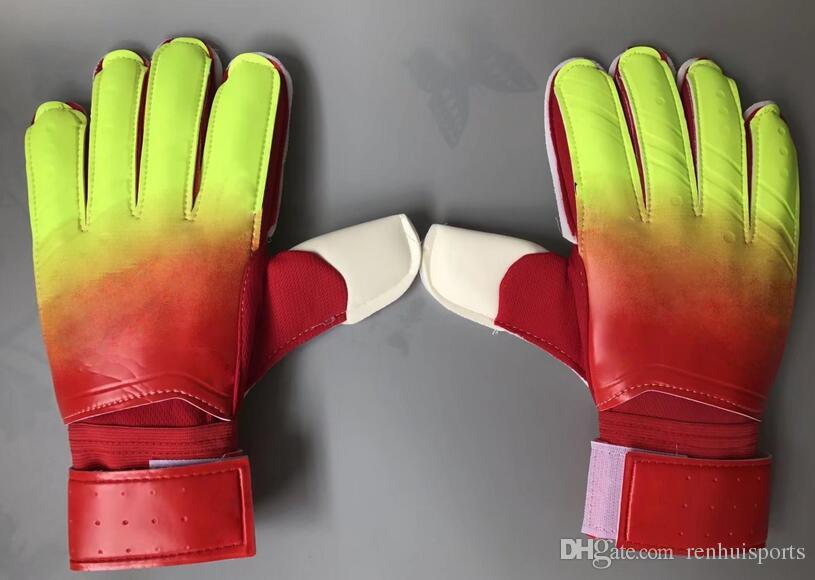 Predator Allround Latex without fingersave Football occupation Goalkeeper gloves Soccer gloves First quality Goalie Professional De Goleiro