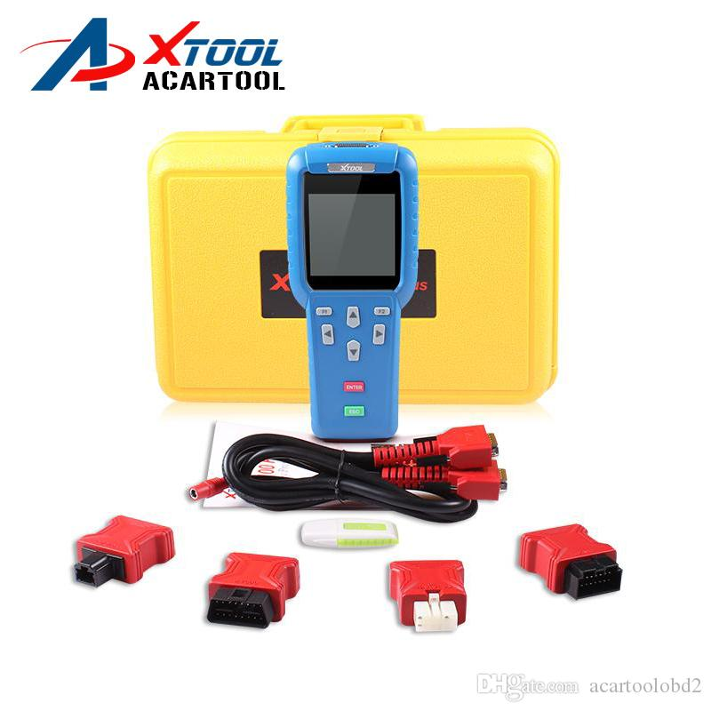 NEW Top-Rated 100% Original XTOOL X300 plus support x100 auto key  programmer x200 oil rest tool NEW key programmer with EEPROM Adapter