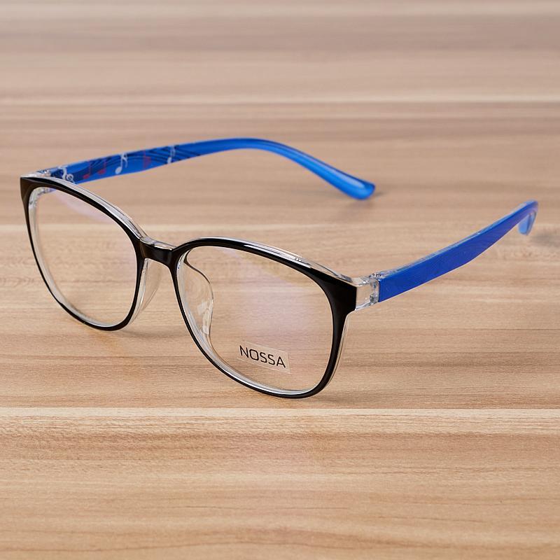 e0f048d238 Wholesale- NOSSA Brand High Quality TR Glasses Frame Myopia Glasses ...