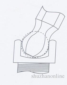 7 adet SAE 5 / 64-5 / 16 Inç 65mm Manyetik Bilyalı Tornavida Uçları 1/4 Inç Hex Shank