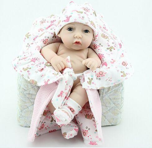 الجملة-جديد الطفل سيليكون s / الأزياء تولد من جديد دمى الأطفال واقعية 12