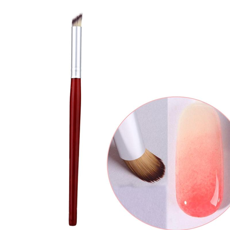 Professional Nail Art Brush Builder UV Gel Tips Design Dotting Painting Pen Polish Brush pen For Manicure DIY Tool
