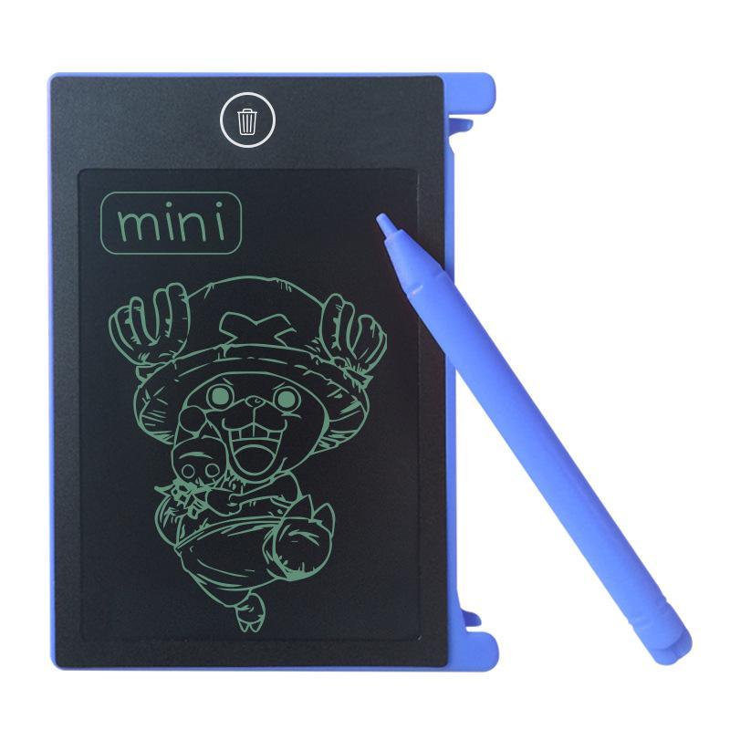 4.4inch LCD Schreibtafel Bord Elektronische Kleine Tafel Papierlose Büro Schreibtafel mit Stylus Pens / Cell button