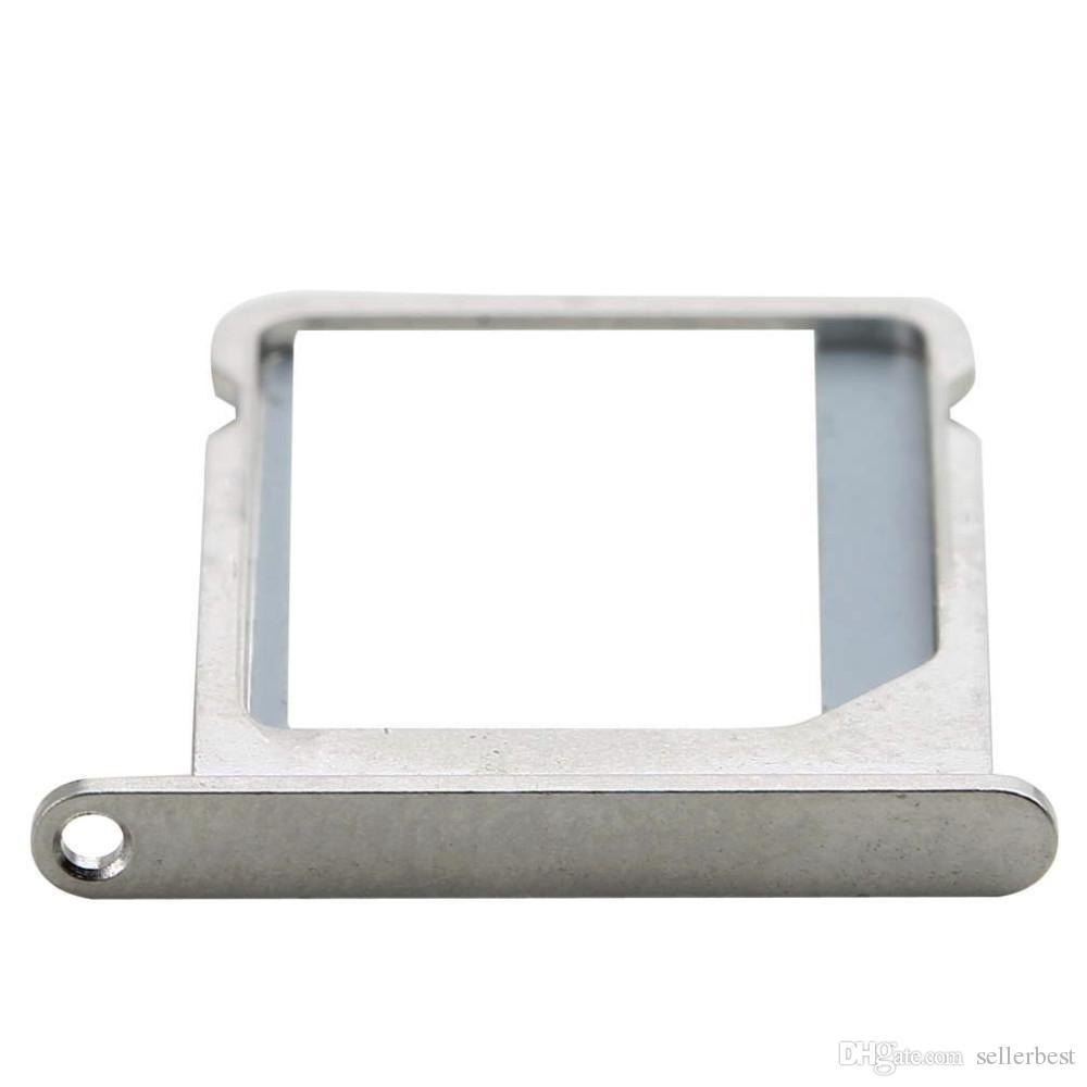 Substituição de slot de titular de bandeja de cartão micro sim para apple para iphone 4 4 g 4s 4