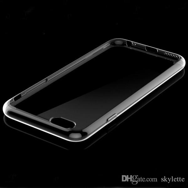 New For iphone7 7plus phone Case Clear TPU 0.3MM Ultra Thin Soft Case For Samsung Galaxy Note 7 ON5 LG G5 Back Cover Soft Case Cover