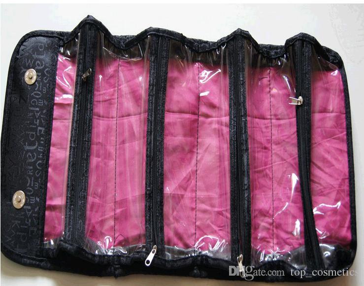 arrival cosmetic bag fashion women makeup bag hanging toiletries travel kit jewelry organizer