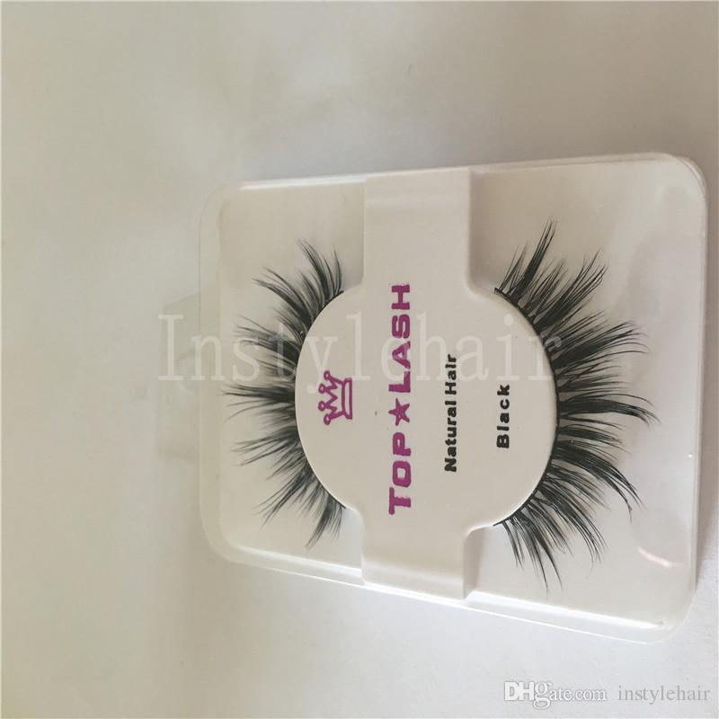 Professtional Eye Lashes Extension Soft And Comfortable Grafting False Eyelash Make up Cluster Eye Lashes Extensions